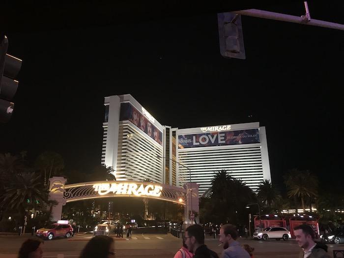 ミラージュ カジノホテル