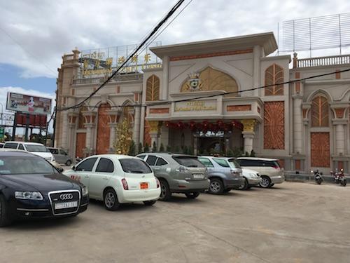 Oriental Pearl Casino