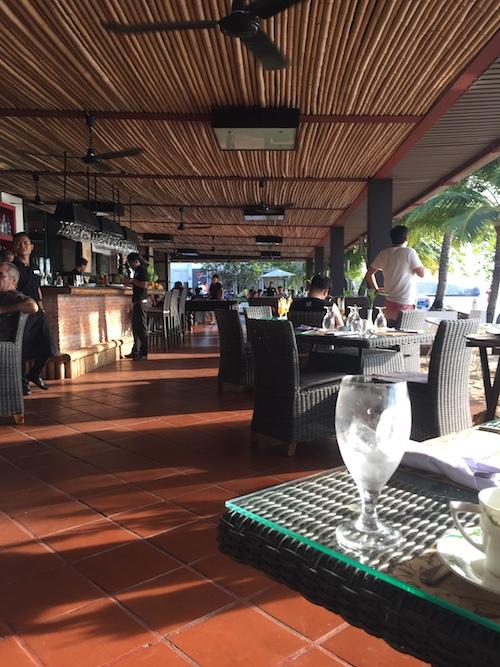 クイーンコホテル&カジノのレストラン