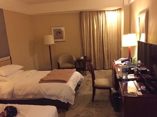 ホテル ゴールデン ドラゴンの客室2