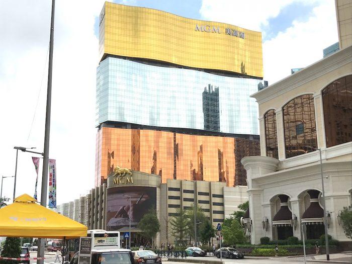 MGM マカオ MGM Macau