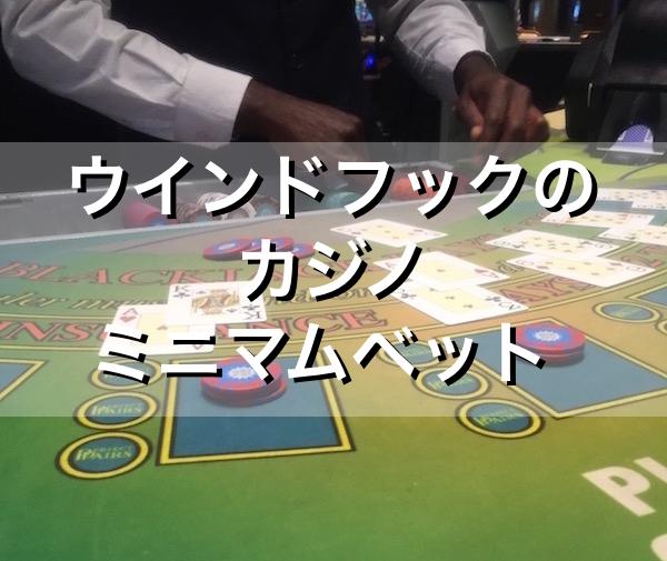 ウインドフックのカジノ