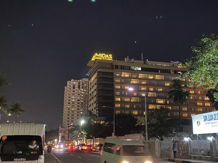 マニラのカジノホテル マイダスカジノ