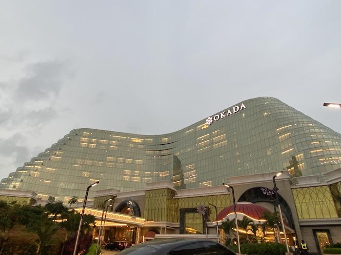 マニラのカジノホテル オカダマニラ