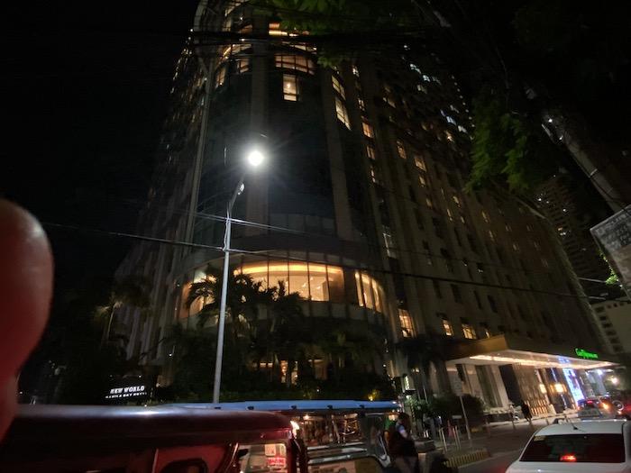 マニラのカジノホテル ニューワールド