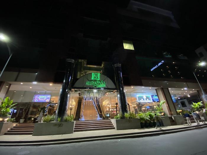 マニラのカジノホテル